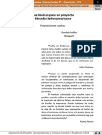 Ardiles - Lineas Para Un Proyectio de Filosofar Latinoam.