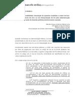 Reposição Ao Erário _ Artigo Do Adv Marcelo Ávila