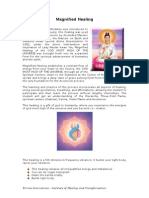 Magnified Healing Brochure