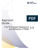 TPAM Approver Guide