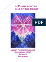 Violet Flame Clearing of the Heart Service