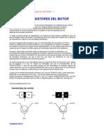 Transistores Del Motor