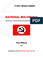 Wilberg --National Bolshevism