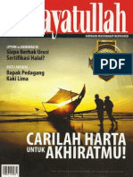 1105 Emajalah Hidayatullah Edisi MAY2011