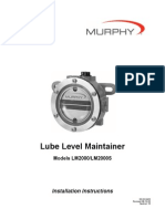 Fw Murphy Level Maintainer Manual