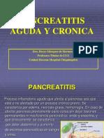 Pancreatitis Aguda DEXYS 2011(1)
