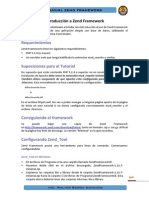 Manual Zend Framework