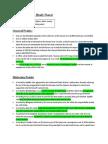 The Korean War (Study Notes)