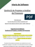 003_Gerencia de Projetos e Analise de Processos