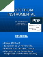 Obstetricia Instrumental