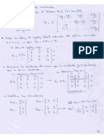 Condensación Estática de Coordendas