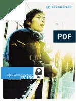 RS160_US Digital Wireless system