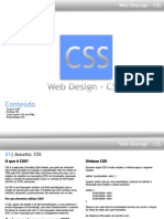 Web Design - CSS