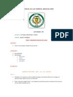 Informe 3(Comandos Basicos de Linux)