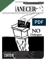 Periodico Anarquista El Amanecer, Noviembre 2013(2)