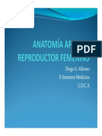 1.2.- Anatomia a. Reproductor Femenino Alfonso Diego
