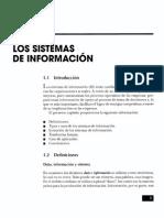 Capitulo 1 Sistema de Información