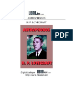 H. P.lovecraft - Astrophobos