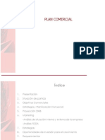 Plan Comercial Call Center