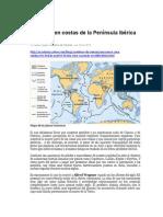 Una Nueva Zona de Subducción Podría Estar Naciendo en Costas de La Península Ibérica