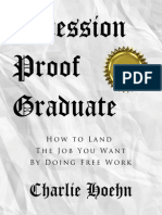 Recession Proof Graduate by Charlie Hoehn