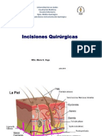 Incisiones Quirúrgicas