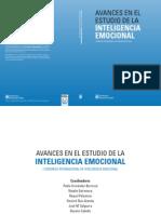 1libro Fernandez Berrocal2009Avances