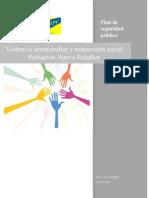 V. Intrafamiliar y Reinserción Social 2