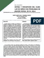 Dialnet-AutoestimaYPercepcionDelClimaEscolarEnNinosConProb-2364390