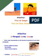 Aula Febre Amarela e Dengue Nutricao 2012