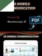 4g Communication Remake