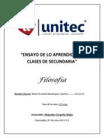 Experimento Secundaria Fernanda Mondragon 11211221