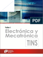 Mecatronica y Electronica Digital