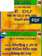 Tiet 31 Khoang Cach Tu Mot Diem Den Mot Duong Thang