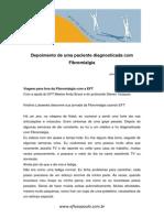 Depoimento Fibromialgica EFT