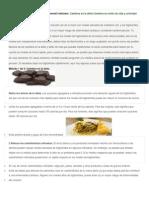 Trigliceridos y Colesterol