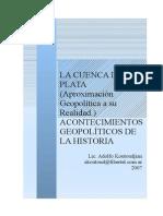 La Cuenca Del Plata,2007