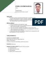 Michael Final Resume Re Edit