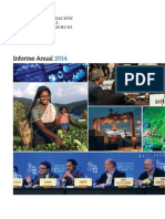 Informe Anual OMC 2014