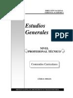 1291 Contenidos Curriculares - Estudios Generales PT (2)