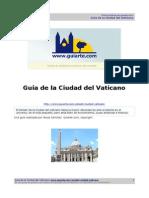 Guia Ciudad Vaticano