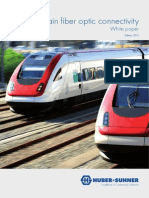 White Paper - on-train Fiber Optic Connectivity