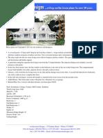 Farm House Plan