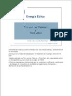 Introducción Tecnología Eólica