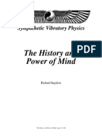 (eBook - Esoterismo - EnG) - Ingalese, Richard - The History and Power of Mind