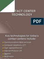 Contact Center Technology