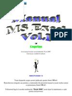 Manual Microsoft Excel