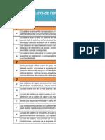 Lista de Verificacion Ds 10