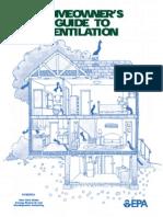 Home Vent Guide porotherm