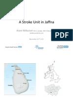 stroke unit proposal miot nov 2013 1